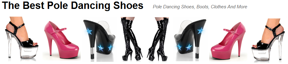 The Best Pole Dancing Shoes
