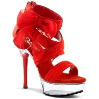 Pleasure Shoes Allure 664 Red